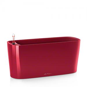 Горшок Lechuza Delta 10 Красный