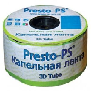 Капельная лента для полива 3D Tube (d-20см, L-500 м)