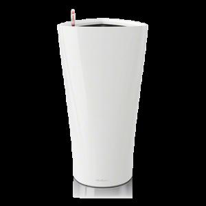 Горшок LECHUZA Delta 30 (белый)