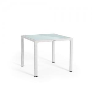 Маленький стол белый Lechuza (Германия)