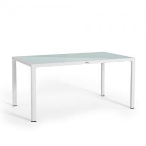 Большой стол белый Lechuza (Германия)
