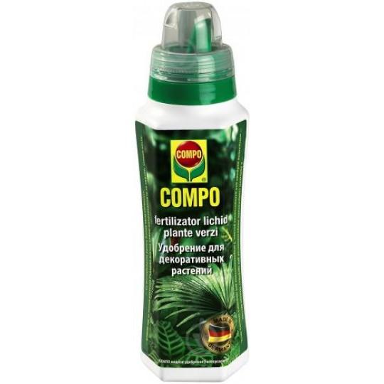 Удобрение для зеленых растений Compo 500 мл